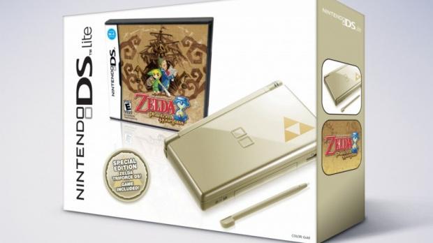 Concours Zelda - Gagnez une DS édition spéciale