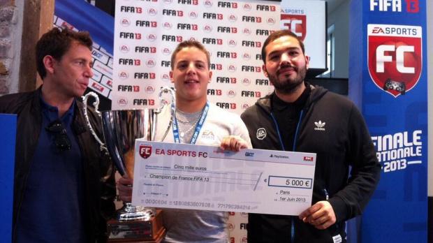 Kékéñho champion de France FIFA 13!