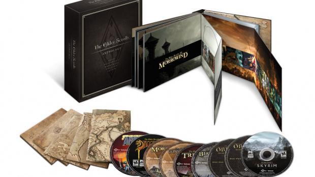 The Elder Scrolls Anthology : Le pack nolife