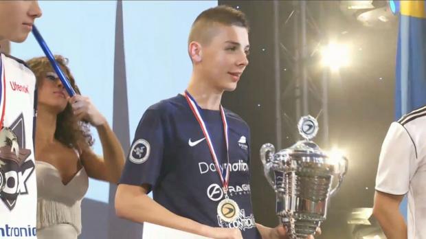 ESWC 2013 : La France championne sur FIFA 14