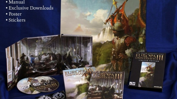 Une version collector pour Europa Universalis III