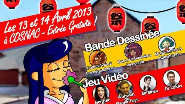 Brive : Festival du jeu vidéo et vide-greniers geek