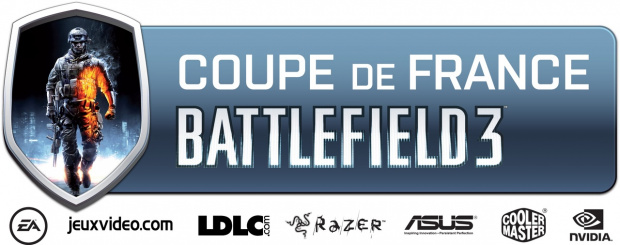 Coupe de France Battlefield 3 en direct ce week-end !