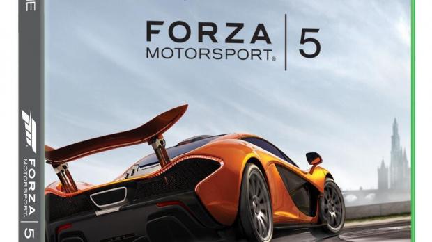 Une jaquette pour Forza Motorsport 5