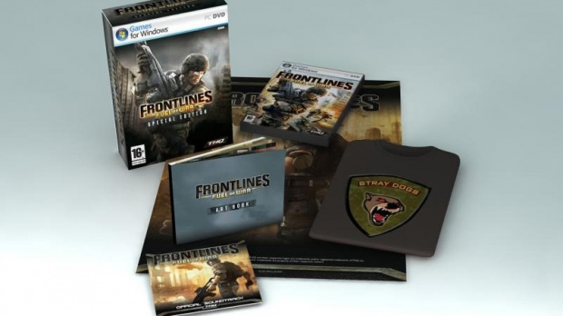 Frontlines dévoile sa version collector