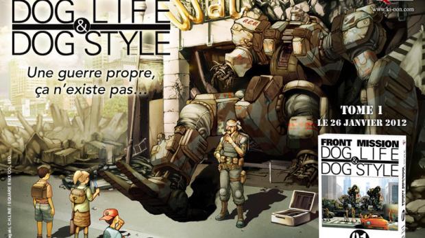 Un manga Front Mission en prévision