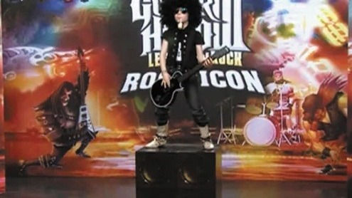 Un concours Guitar Hero III