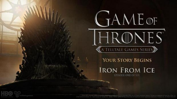 Le Game of Thrones de Telltale en six épisodes