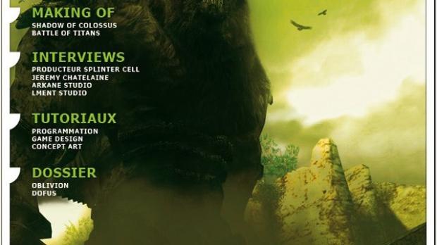 Game Development Magazine, les coulisses du jeu vidéo