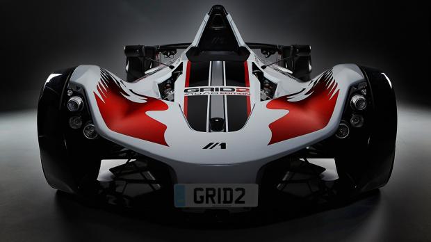 Une version de GRID 2 pour 146.000 euros