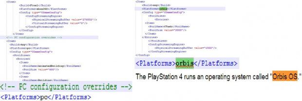 Des traces de GTA 5 sur PC et PS4
