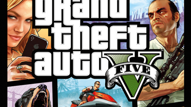 GTA V : La jaquette officielle !