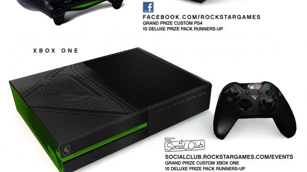 Une PS4 et une Xbox One GTA 5 mises en jeu par Rockstar