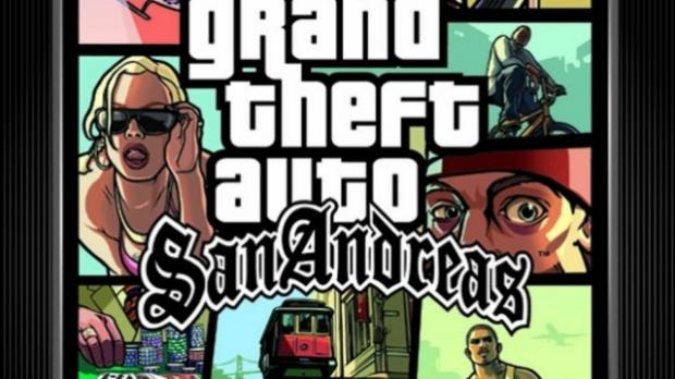 GTA San Andreas à 30 euros