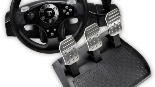 Présentation du volant Thrustmaster RGT Pro Force Feedback Clutch Edition