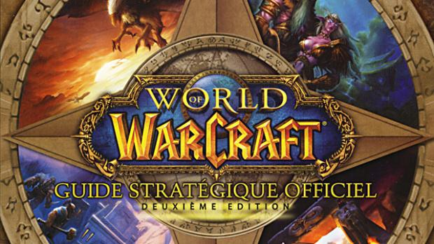 Le guide officiel world of warcraft actualit s du 19 01 2007 - World of warcraft sur console ...