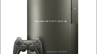 La version collector du pack PS3 / Metal Gear Solid 4 en Europe ?