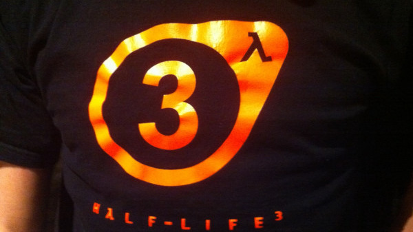 Valve dépose Half-Life 3