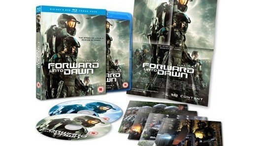 Halo 4 - Forward Unto Dawn en blu-ray et DVD
