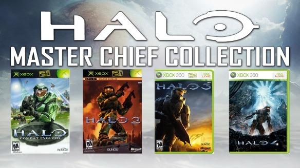 E3 2014 : Halo Master Chief Collection : Des infos en pagaille