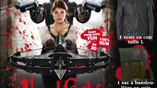 Concours Hansel & Gretel : Witch Hunters