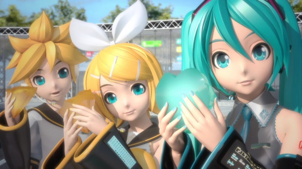 Project Diva F 2nd à 18 heures sur Gaming Live