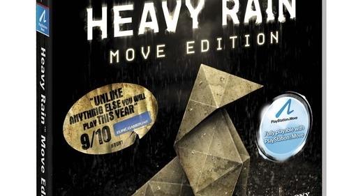 Date de sortie de Heavy Rain : Move Edition