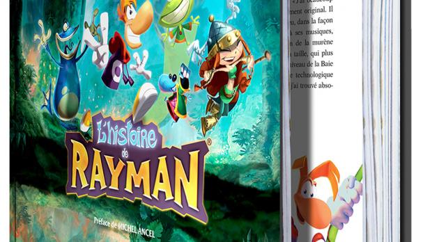 L'histoire de Rayman disponible aux éditions Pix'n Love