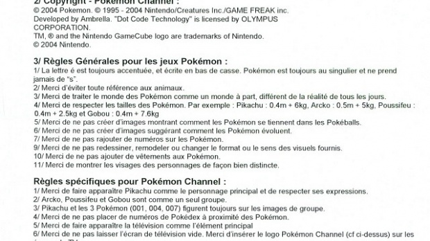 Pokémon Channel : Merci de ne pas rire