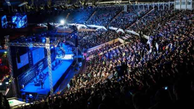 League of Legends de retour à Katowice