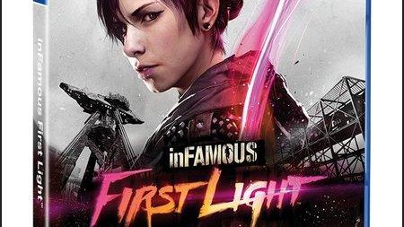 inFAMOUS : First Light en version boîte en septembre
