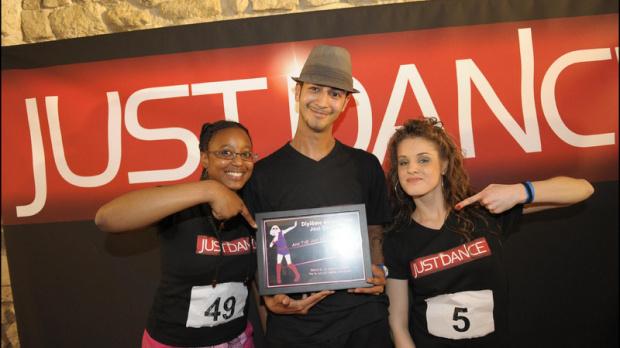 Et le gagnant du casting Just Dance  2010 est...