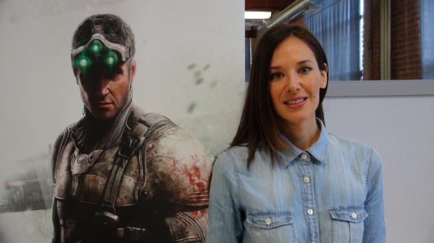 Jade Raymond : Une femme qui a réussi dans le jeu vidéo - Rencontre