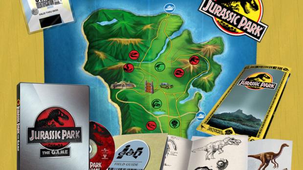 """Une édition """"Deluxe"""" pour Jurassic Park"""