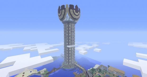 JVCraft, le serveur Minecraft de jeuxvideo.com