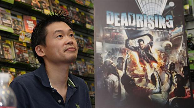 Keiji Inafune (Dead Rising) : Des zombies, des mechas et des ninjas