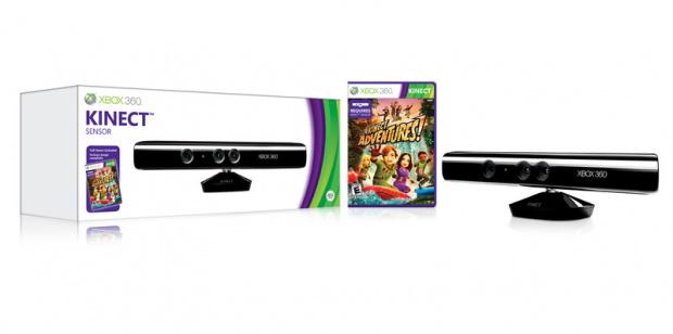 Microsoft confirme le prix de Kinect et la nouvelle Xbox 360 4 Go