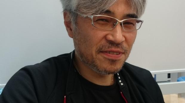 Le créateur de Crazy Taxi à la Japan Expo