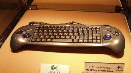 Un clavier PS2