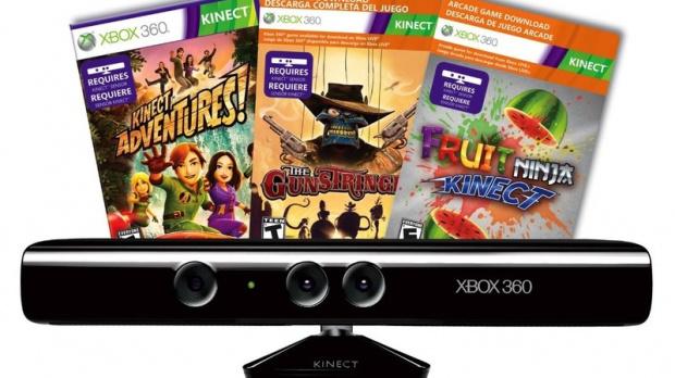 Un bundle Kinect/Gunstringer pour les fêtes !