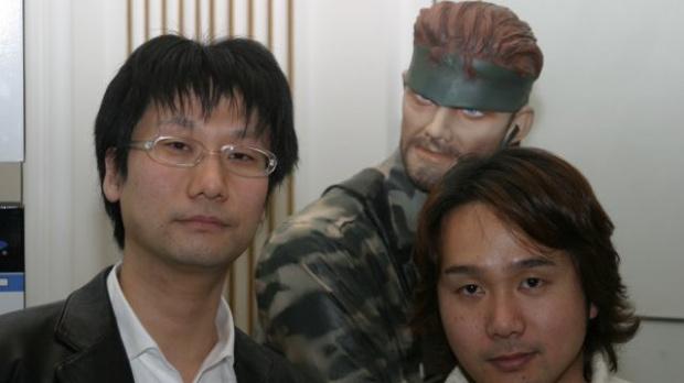 """Bonjour, je m'appelle Hideo Kojima"""