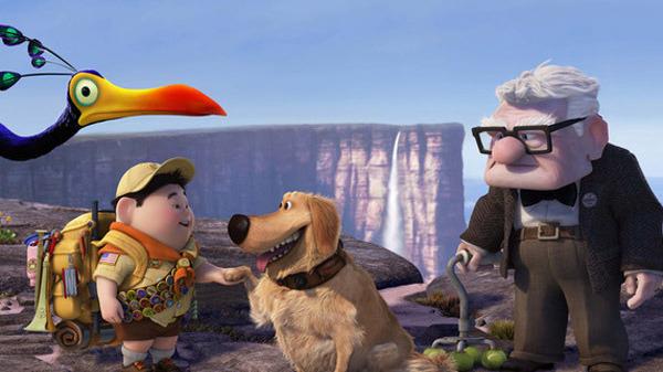 Là-Haut : le nouveau Pixar annoncé sur tous les supports