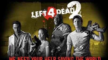 Left 4 Dead 2 gratuit ce week-end