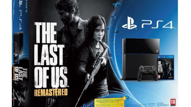 Un pack PlayStation 4 / The Last of Us Remastered annoncé