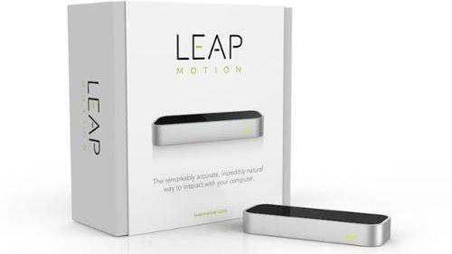 Leap Motion : Présentation du capteur de mouvements