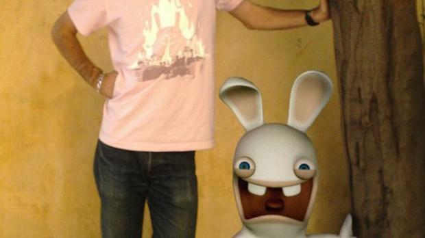 Rayman Contre Les Lapins Crétins : interview de Loïc Gounon