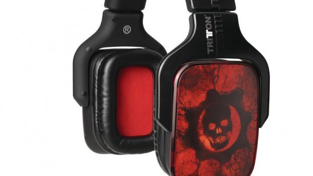 Des casques aux couleurs de Gears of War 3