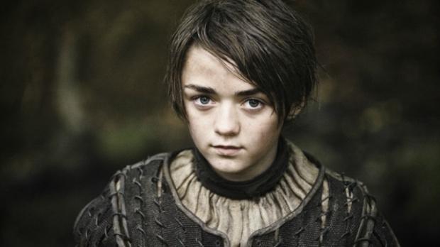Maisie Williams (Arya Stark) dans le film The Last of Us