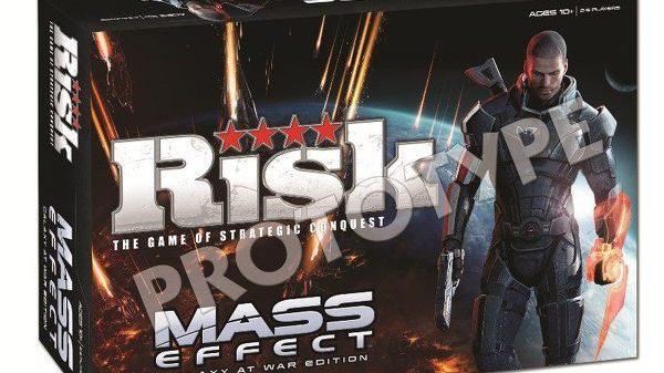 Le jeu de plateau RISK à la sauce Mass Effect