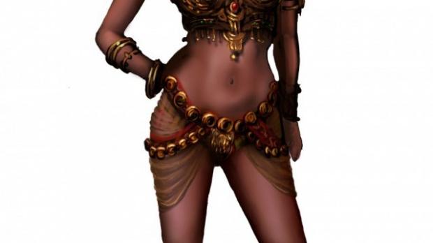 Mata Hari : nudité furtive
